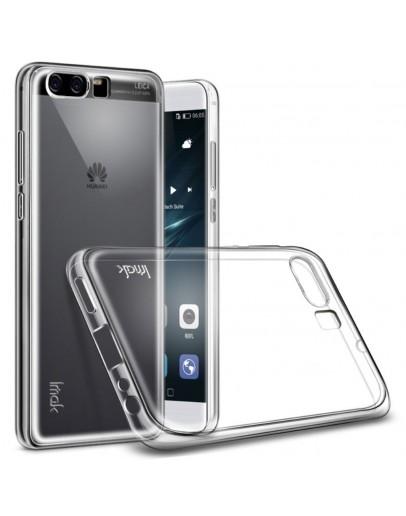 Carcasa de protectie spate IMAK din gel TPU pentru Huawei P10, transparenta