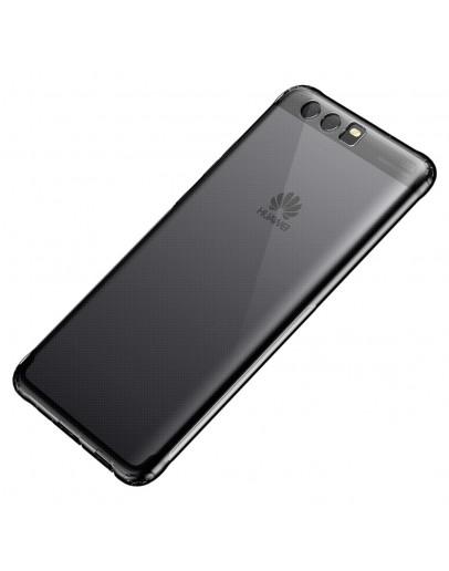 Carcasa protectie spate BASEUS din gel TPU pentru Huawei P10, transparenta