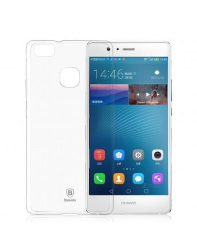 Carcasa protectie spate din gel TPU BASEUS pentru Huawei P9 lite, transparenta