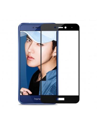Sticla securizata protectie ecran pentru Huawei P9 Lite / P8 Lite (2017), neagra
