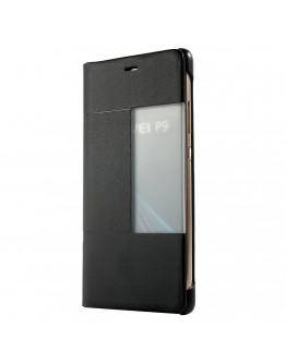 "Husa de protectie ""Book View"" pentru Huawei P9, neagra"