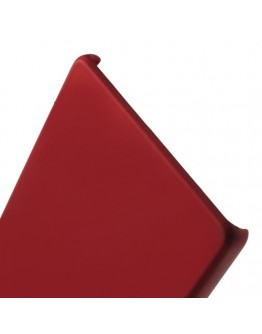 Carcasa protectie spate din plastic pentru Huawei Ascend P8 - rosie
