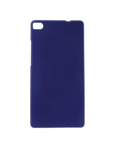 Carcasa protectie spate din plastic pentru Huawei Ascend P8 - albastra