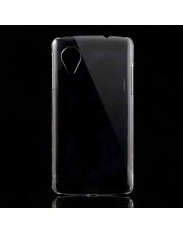 Carcasa protectie spate pentru LG Google Nexus 5 - transparenta
