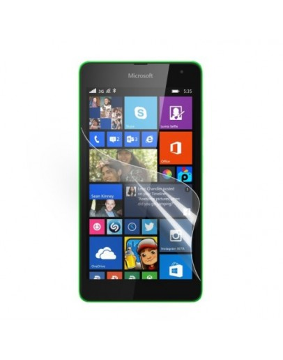 Folie protectie ecran pentru Microsoft Lumia 535 - clara