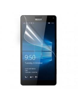 Folie protectie ecran clara pentruMicrosoft Lumia 950 XL