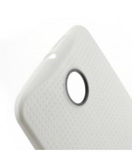 "Carcasa protectie spate ""Mesh"" pentru Motorola Nexus 6 - alba"