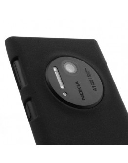 "Carcasa protectie spate ""Quick Sand"" pentru Nokia Lumia 1020 - neagra"