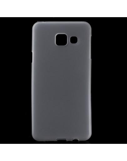 Carcasa protectie spate mata din gel TPU pentru Samsung Galaxy A3 SM-A310F (2016)