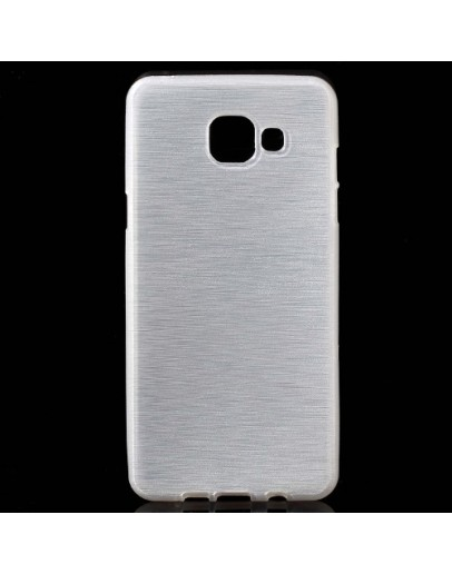 Carcasa protectie spate din gel TPU pentru Samsung Galaxy A5 SM-A510F (2016), alba