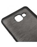 Carcasa protectie spate din gel TPU pentru Samsung Galaxy A5 SM-A510F (2016), neagra