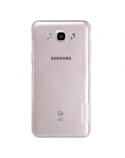Carcasa protectie spate NILLKIN pentru Samsung Galaxy J5 (2016), transparenta