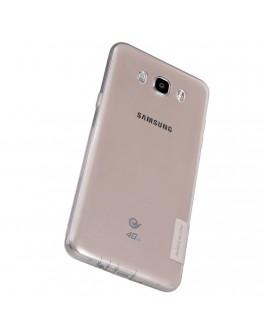 Carcasa protectie spate NILLKIN pentru Samsung Galaxy J5 (2016), gri