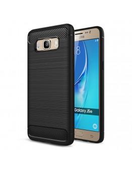 Carcasa protectie spate din gel TPU pentru Samsung Galaxy J5 (2016), neagra