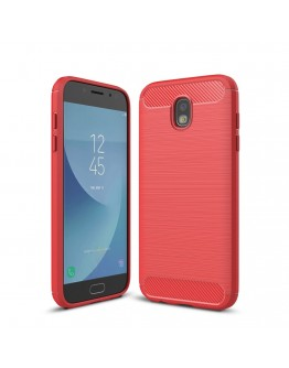 Carcasa protectie spate din gel TPU pentru Samsung Galaxy J5 G530 (2017), Rosu