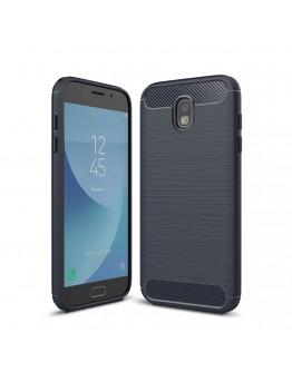 Carcasa protectie spate din gel TPU pentru Samsung Galaxy J5 G530 (2017), Albastru inchis
