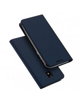 Husa protectie Dux Ducis pentru Samsung Galaxy J5 G530 (2017), Albastru inchis