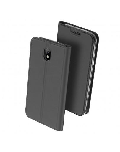 Husa protectie Dux Ducis pentru Samsung Galaxy J7 G730, gri