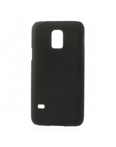 Carcasa protectie spate din plastic pentru Samsung Galaxy S5 mini - neagra