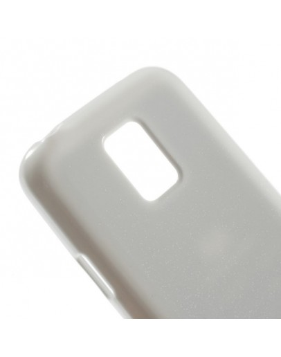 Carcasa protectie spate glitter pentru Samsung Galaxy S5 mini G800