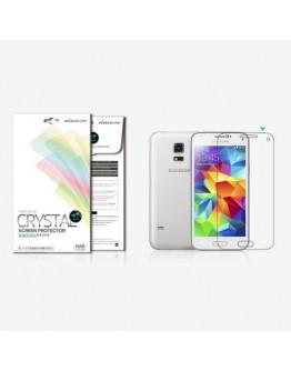 Folie protectie pentru  Samsung Galaxy S5 mini SM-G800 - clara