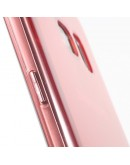 Carcasa protectie spate din gel TPU pentru Samsung Galaxy S7 Edge G935, rosie