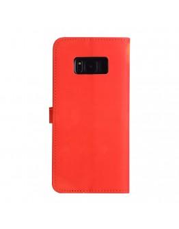 Husa protectie cu inductie termala pentru Samsung Galaxy S8+ G955 , rosu