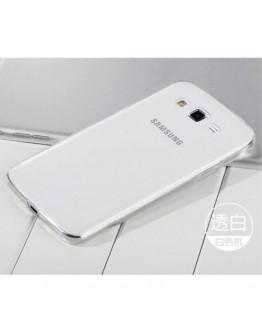 Carcasa protectie spate gel TPU pentru Samsung Galaxy A3 SM-A300F - transparenta
