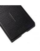 "Husa de protectie ""Dot View"" pentru Samsung Galaxy A3 - neagra"