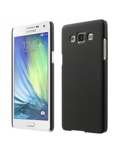 "Carcasa protectie spate ""Quicksand"" Samsung Galaxy A5 SM-A500F - neagra"