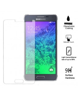 Sticla securizata protectie ecran 0.25 mm pentru Samsung Galaxy Alpha SM-G850