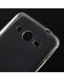 Carcasa protectie spate 0.6mm pentru Samsung Galaxy Core II 2 G355H - transparenta