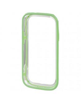 Bumper protectie pentru Samsung Galaxy S3 i9300 - verde
