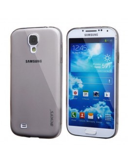 Carcasa protectie spate 0.5mm pentru Samsung Galaxy S4 - neagra