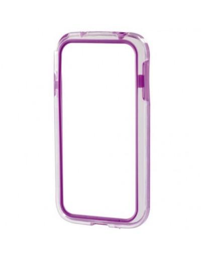 Bumper protectie pentru Samsung Galaxy S4 i9500 - mov