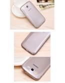 Carcasa protectie spate 0.5mm pentru Samsung Galaxy Grand Neo I9060 I9062 I9082 - negru transparent