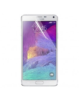 Folie protectie clara pentru Samsung Galaxy Note 4 N910