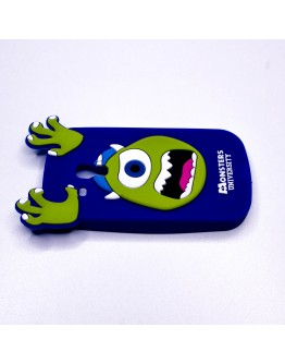 "Carcasa protectie spate ""Monstrul Mike"" pt Samsung S3 Mini"