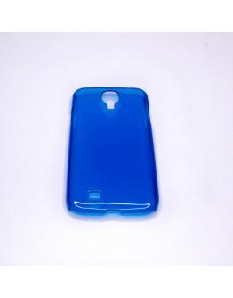 Carcasa protectie spate din plastic pentru Samsung Galaxy S4 - albastru