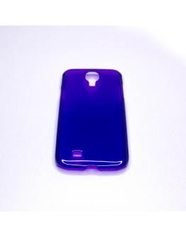 Carcasa protectie spate din plastic pentru Samsung Galaxy S4 - mov