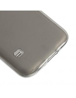 Carcasa protectie gel TPU pentru Samsung Galaxy S5 G900 - gri