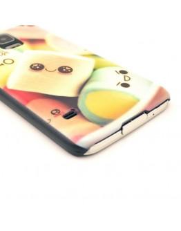 "Carcasa protectie spate ""Marshmallow"" pentru Samsung Galaxy S5 G900"