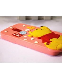 Carcasa protectie spate ursuletul Pooh pentru Samsung Galaxy S5