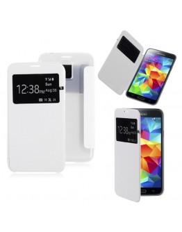 Husa protectie Flip Cover Smart View pentru Samsung Galaxy S5 G900 / I9600