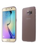 Carcasa protectie spate 0.6mm pentru Samsung Galaxy S6 Edge, mov