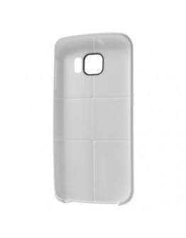 Carcasa protectie spate pentru Samsung Galaxy S6 Edge, alba