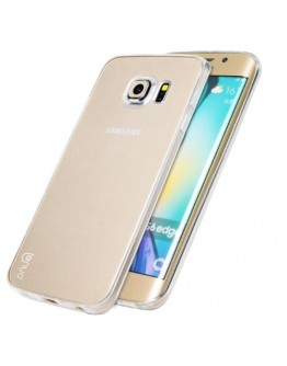Carcasa protectie spate pentru Samsung Galaxy S6 Edge, transparenta