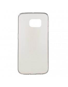 Carcasa protectie ultra subtire 0.6 mm pentru Samsung Galaxy S6 Edge, gri