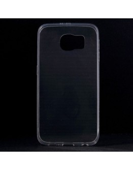 Carcasa protectie spate 0.6mm din gel TPU pentru Samsung Galaxy S6 G920 - transparenta
