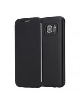 "Husa protectie ""Invisible View"" pentru Samsung Galaxy S7 G930 - neagra"